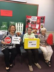Allendale United Methodist Women, St. Petersburg, Florida, Box 'Em Up and Stack 'Em Up