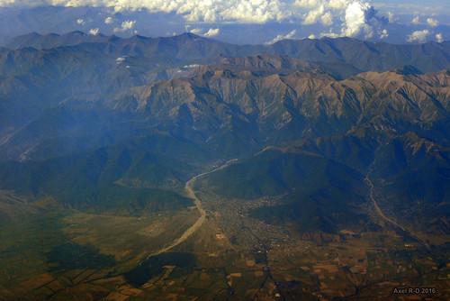azerbaijan montagnes sheki