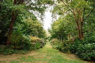 Balade nature à l'arboretum de la Sédelle - Carte de France touristique