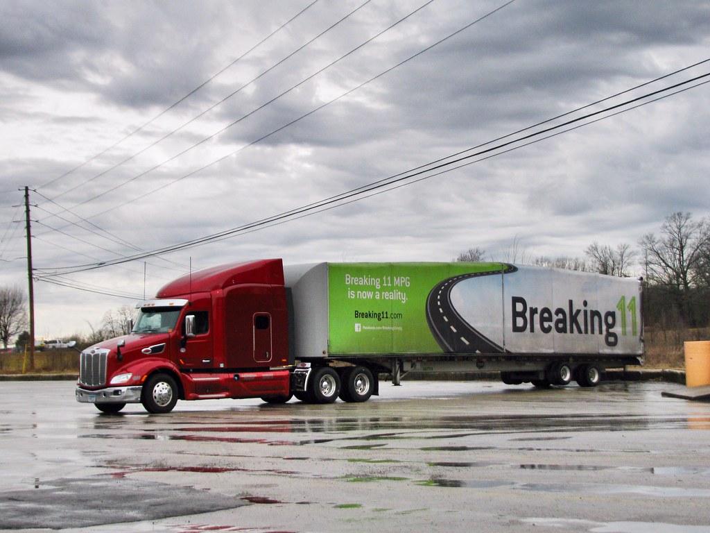 Long Haul Trucking / Breaking 11 | tnsamiam | Flickr