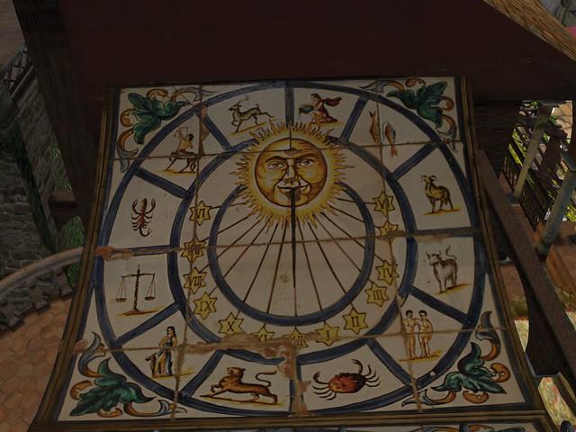 Solaria - Mosaic Zodiac