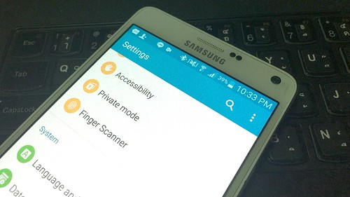 Accessibility Mode บน Android