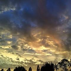 Amazing #sunset tonight in #palosverdes