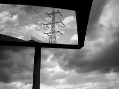 Mirror, Prince Regent DLR station