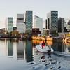 The modern part of Oslo by dyorex