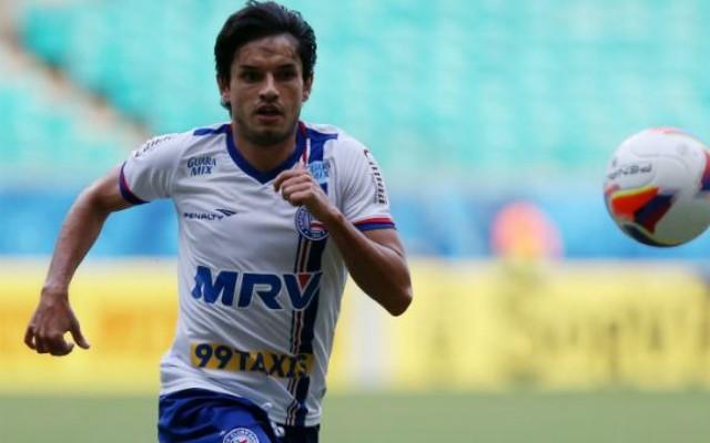 Bahia busca renovar empr�stimo de Real com o Palmeiras