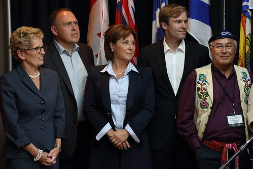 Meeting of Canadian Premiers and National Aboriginal Organization Leaders
