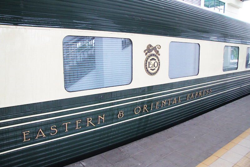 E&O express train