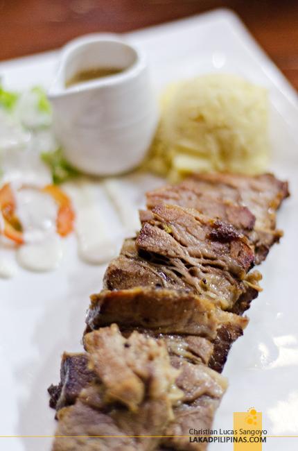 Bistro 360 Cabanatuan Roast Beef