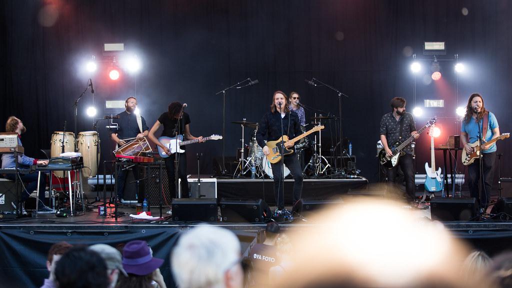 The Swicth, Øyafestivalen 2015