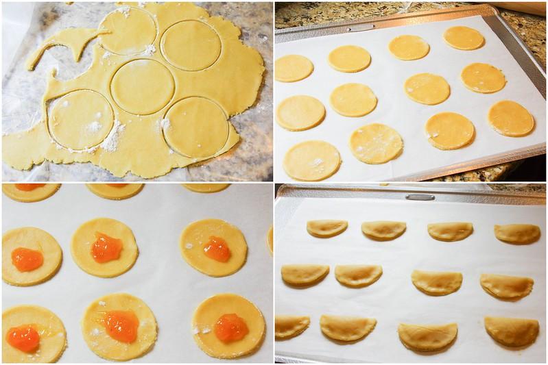 Empanadas Dulces #8 (Process)
