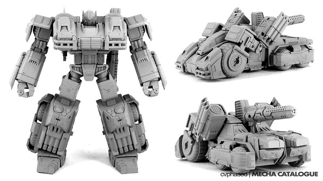 "Spark Toys - ""War Within"" Optimus Prime"