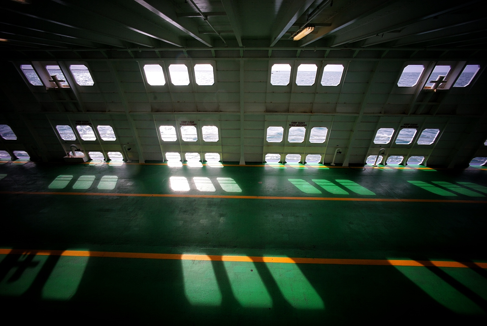 Ferry Interior 3