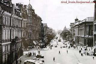 Одесса, 1968. Улица Ленина