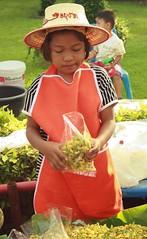 little food vendor