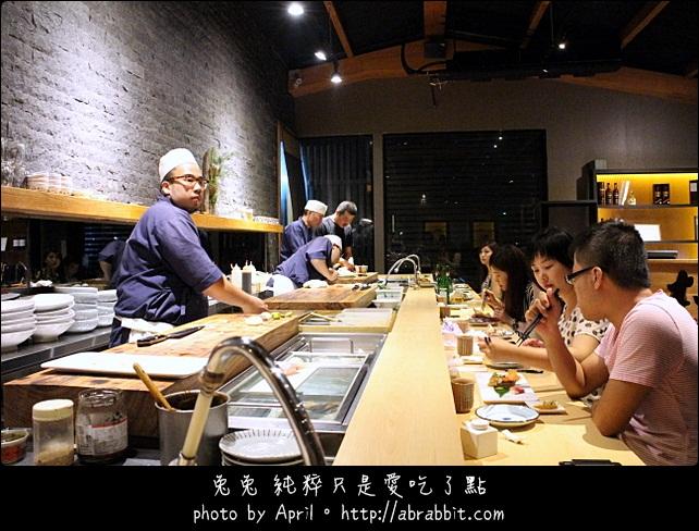 20131839230 c0d825429f o - 【熱血採訪】[台中]本壽司--食材新鮮的美味,吃一口就知道@北區 太原路