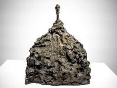 Buste d'homme - Alberto Giacometti - 1956 - Bronze