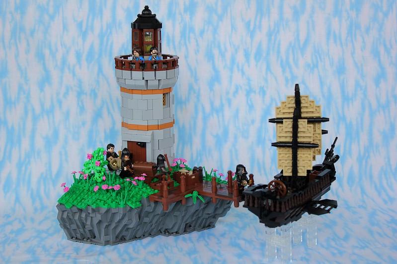 Isles of Aura: Veita Lighthouse