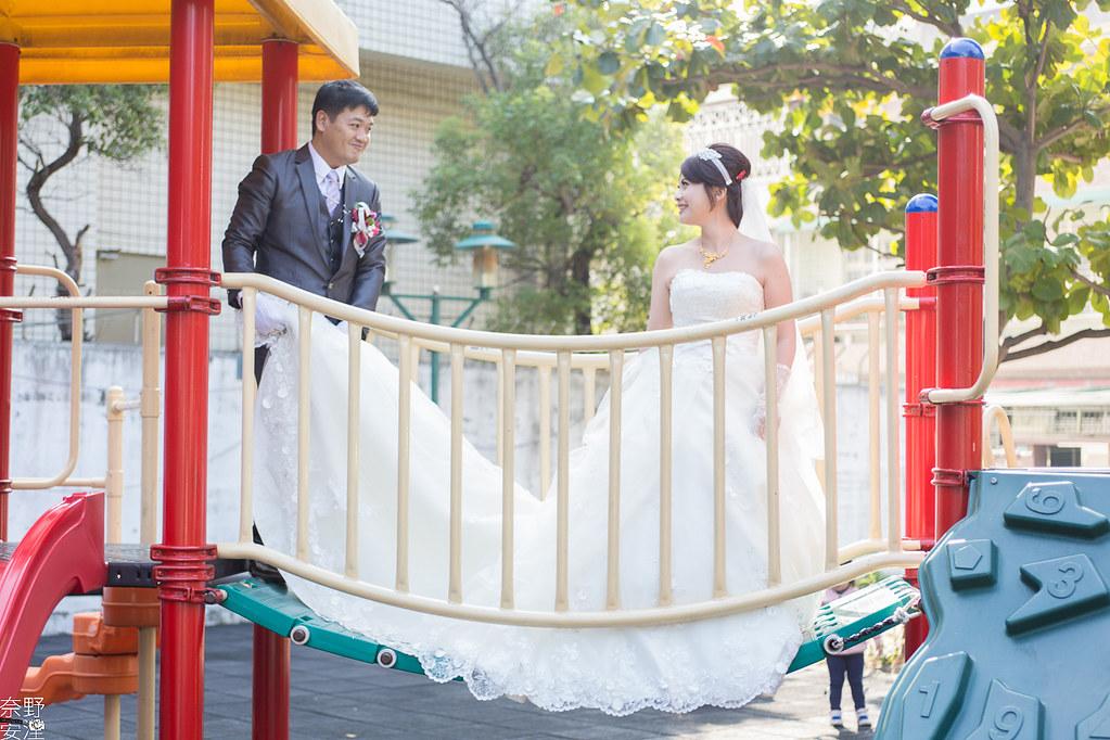 台南婚攝-炳男&慧玲-迎娶儀式 (1)