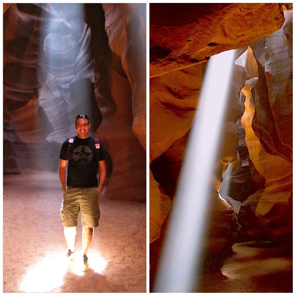Como visitar Antelope Canyon