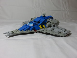 Cars Space Freighter