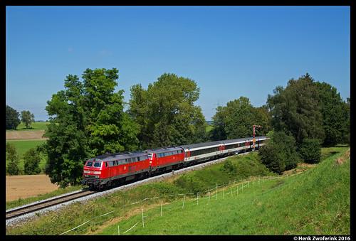 DB 218 426, Stetten (Schwab) 08-08-2016