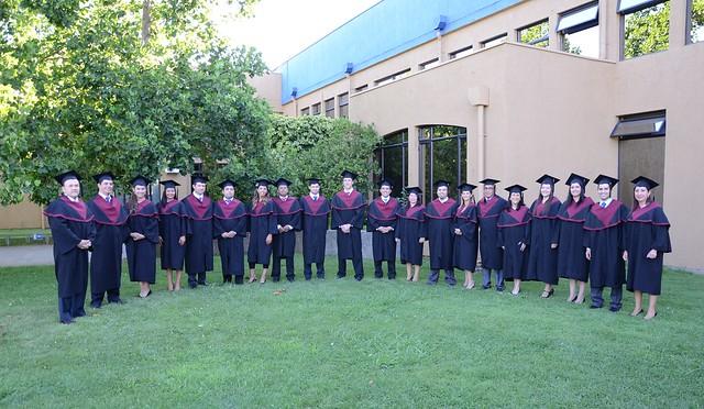 Graduación MBA Generación 2014-2015 FEN-UTalca