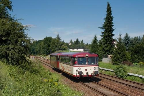VT 51 + VS 32 Mittelherwigsdorf