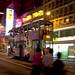 Hong-Kong by night