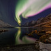 Christmas Day Aurora by John A.Hemmingsen