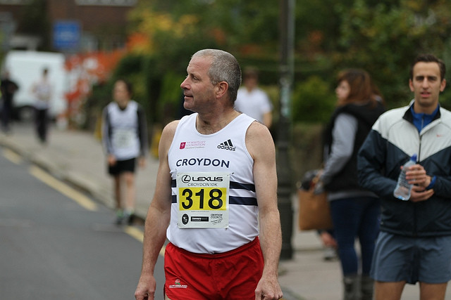 Croydon 10k - October 2012