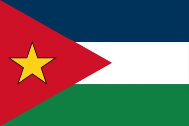 Flaga San Escobar
