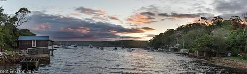 nikond610 sunset thesmallbay water