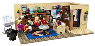 熱門美劇《宅男行不行》終於LEGO化!