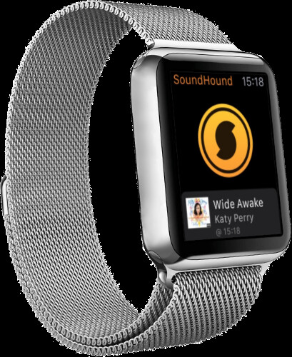 Apple Watch SoundHound