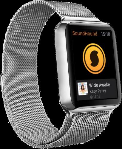 Apple Watch SoundHound