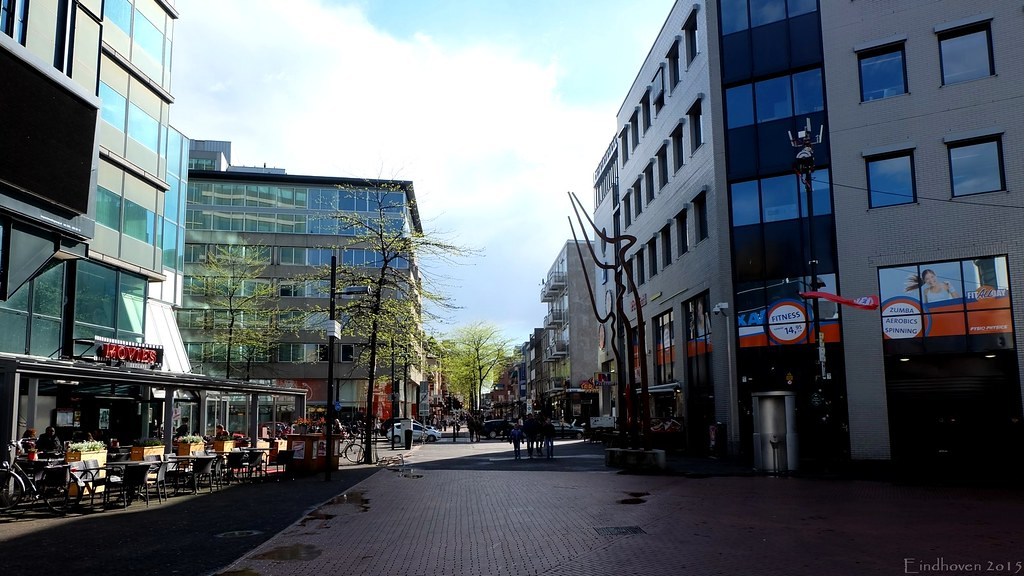 Stationsplein,Eindhoven, The Netherlands