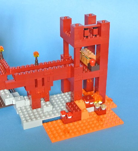 Review - 21122 LEGO Minecraft:The Nether Fortress από BRICKSET 19159509324_65f6c031c9