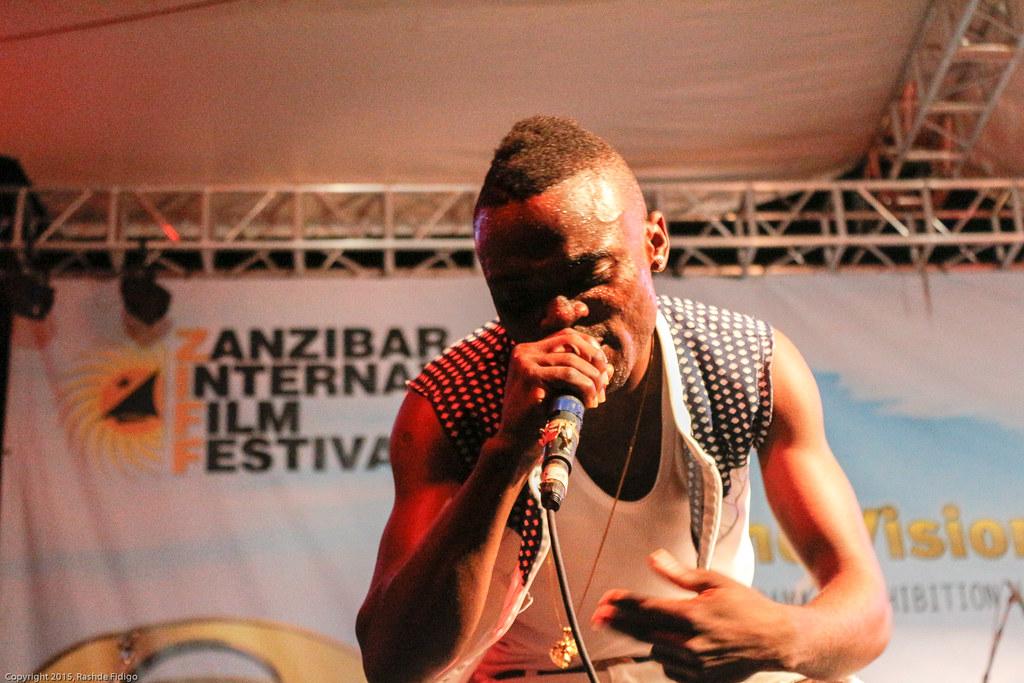 Yamoto band (Tanzania Band) at ZIFF 2015 | Copyright 2015, R