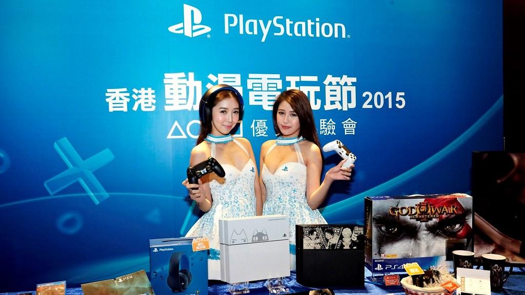 香港动漫电玩节2015 - PlayStation®打造最强日系动漫电玩盛会 (最后更新: 7月21日)