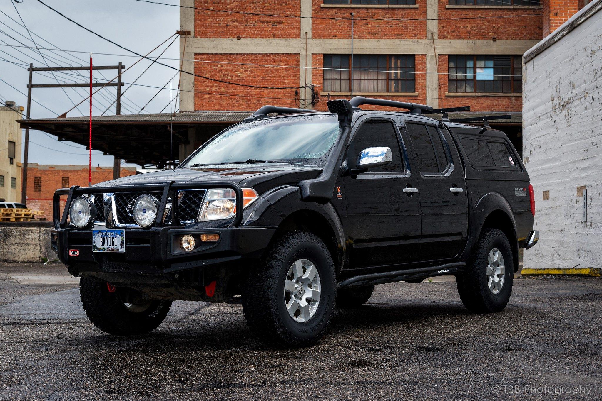 2002 Nissan Xterra Lift Kit >> October Truck of the Month - WreckDiver1321 - Nissan ...