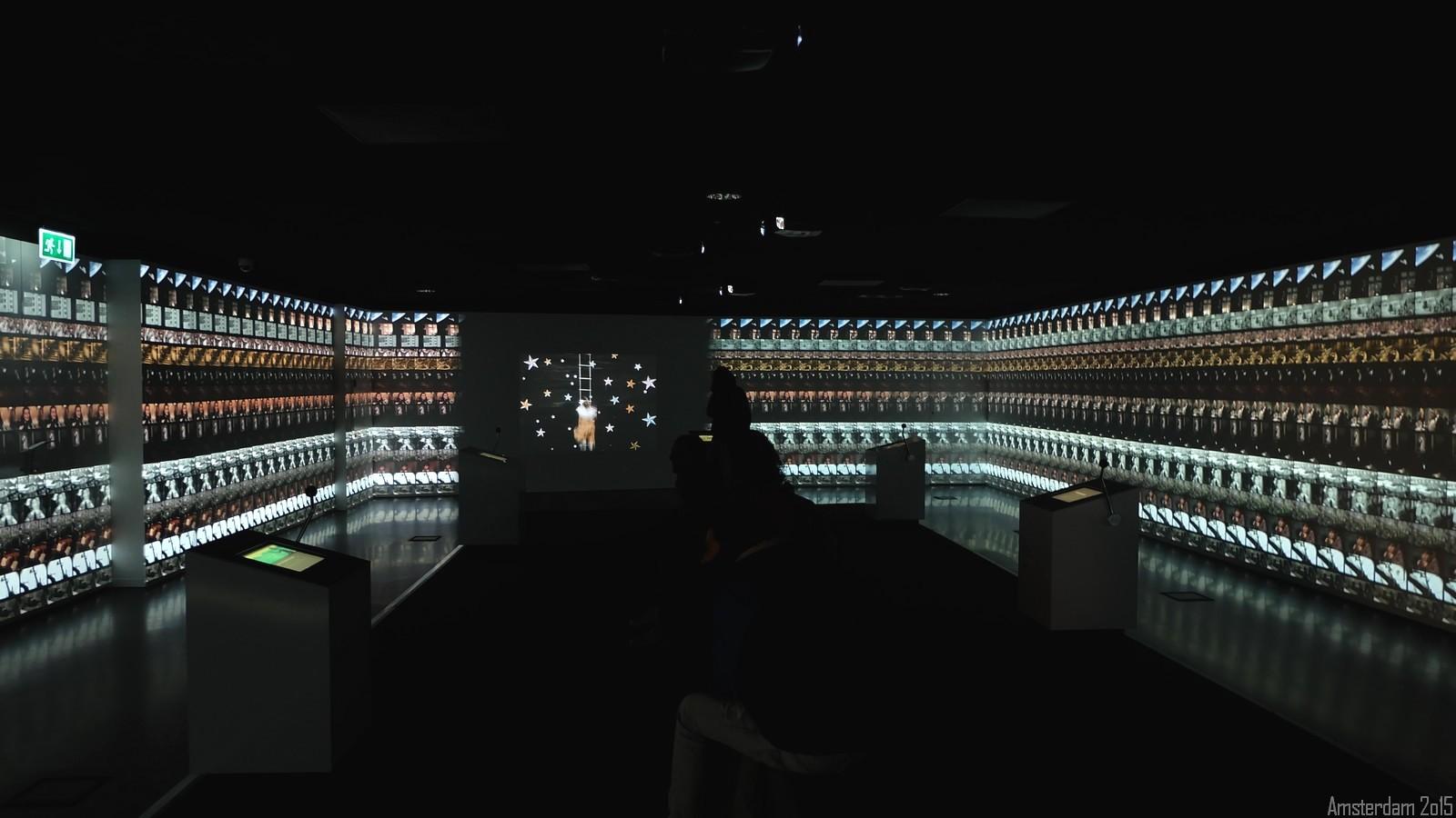Eye Filmmuseum, Amsterdam, Nederland