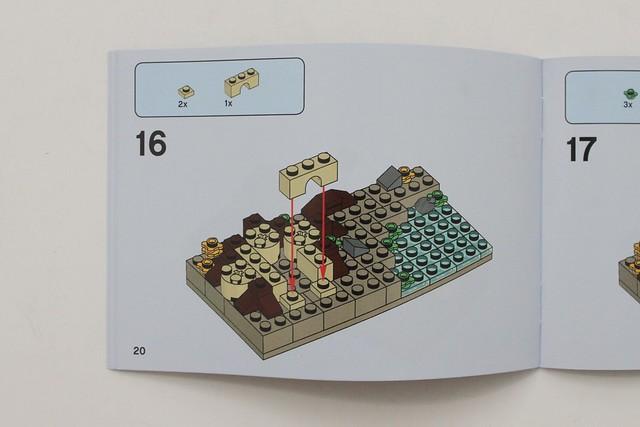 Οδηγίες για το Star Wars SDCC 2015 Dagobah Mini-Build 19541930718_ebe2ac4336_z