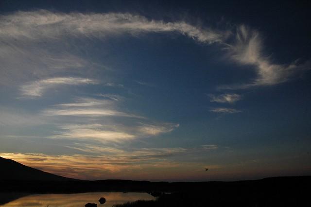 Banzhou sunset