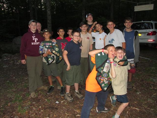 Camp Read 2015 - Adirondacks