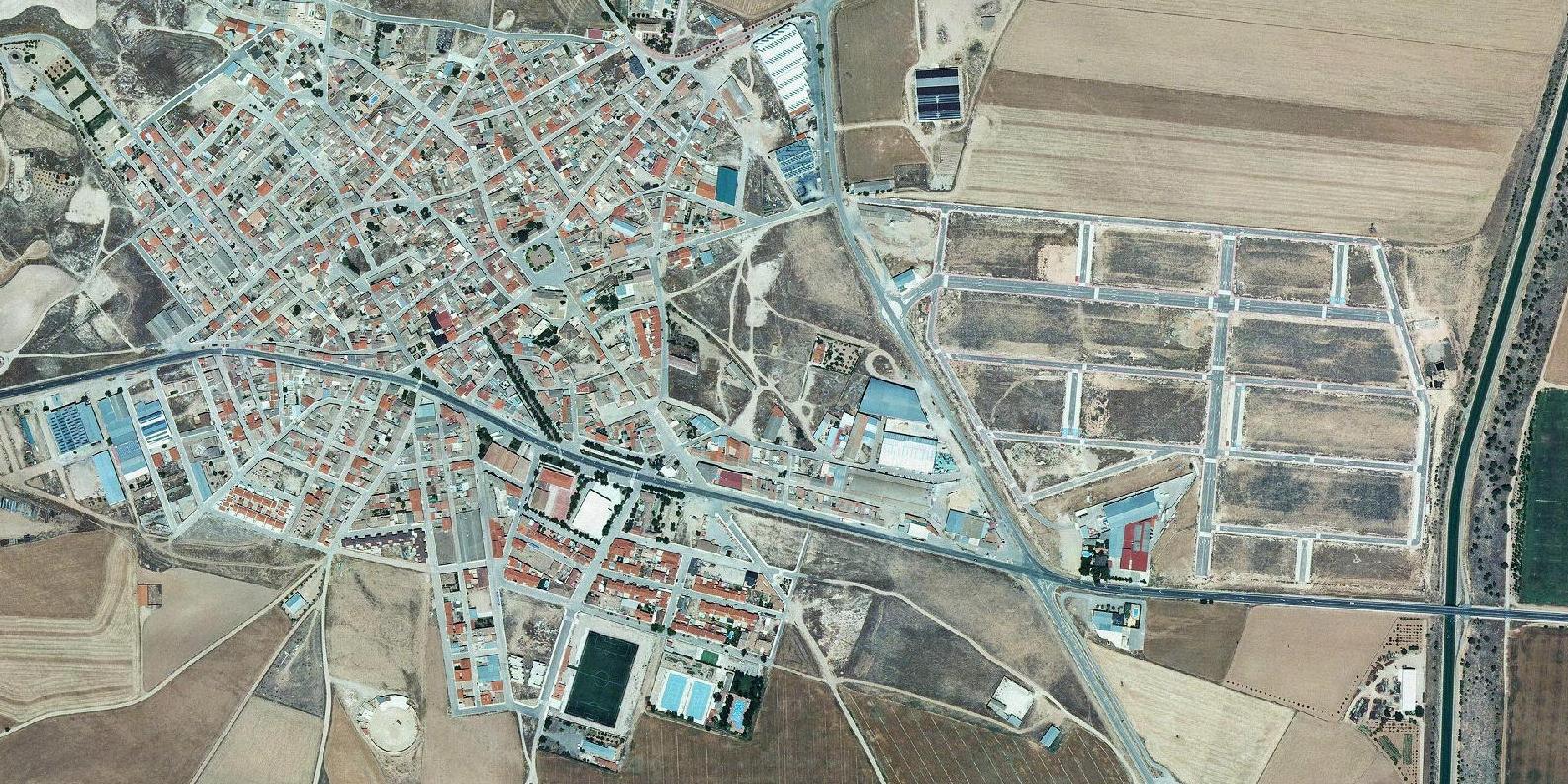 barrax, albacete, rated x, después, urbanismo, planeamiento, urbano, desastre, urbanístico, construcción, rotondas, carretera