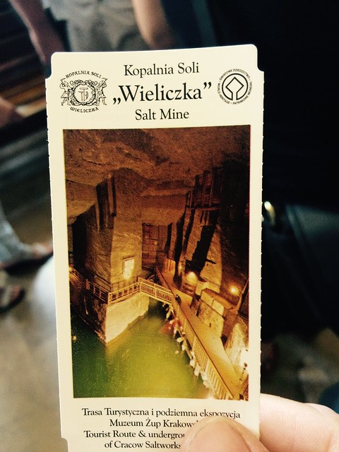 Going underground in the fantastic Salt Mine of Wieliczka