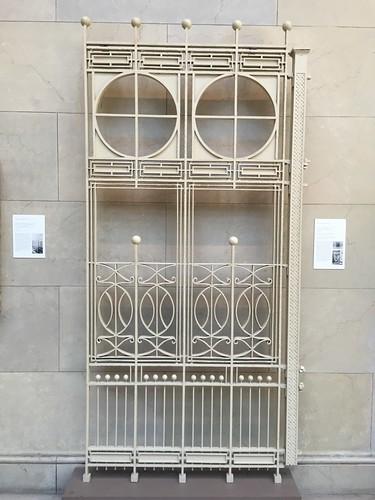 Frank Lloyd Wright Iron