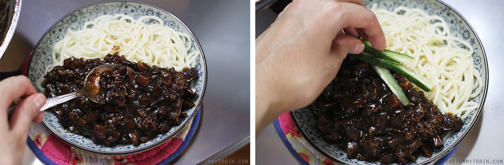 19779398141 77f4050a52 b - Two ways to go crazy for Jjajangmyeon 짜장면