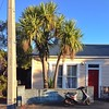 Scooter, 67 Russell St.  #Dunedin #NZ 4:05 pm Sunday 26 July 2015